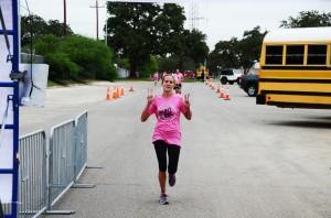 Pink run 0115