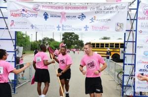 Pink run 0126